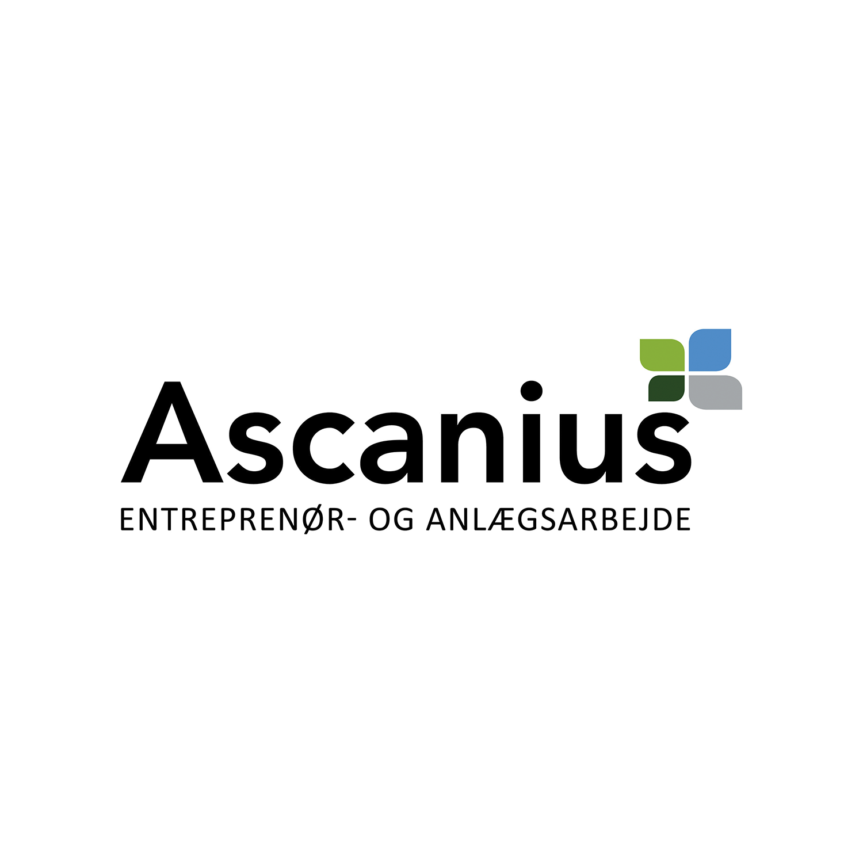 Unikt logo til din virksomhed - Lindstedt Graphic Design Studio - Ascanius