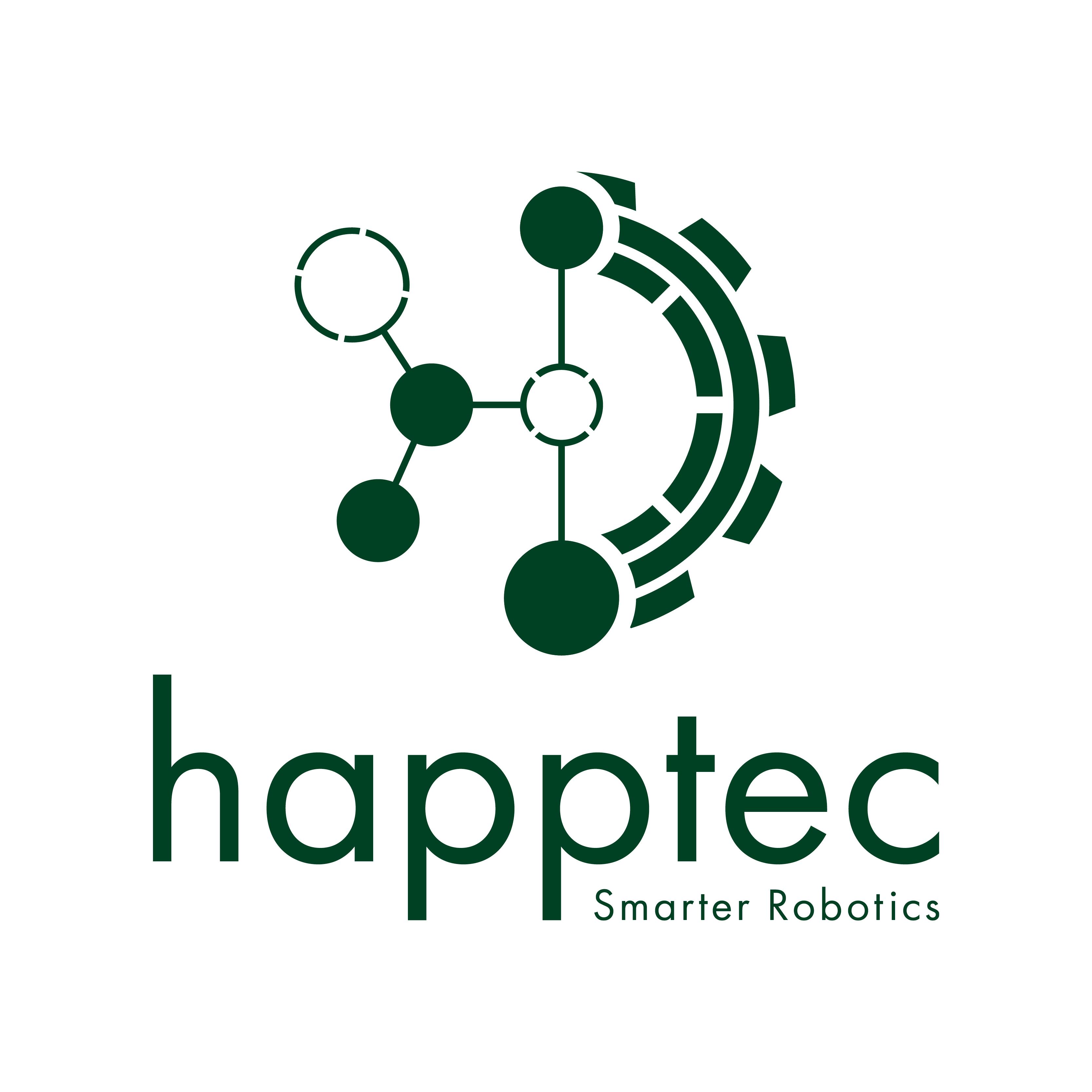 Unikt logo til din virksomhed - Lindstedt Graphic Design Studio - Happtec